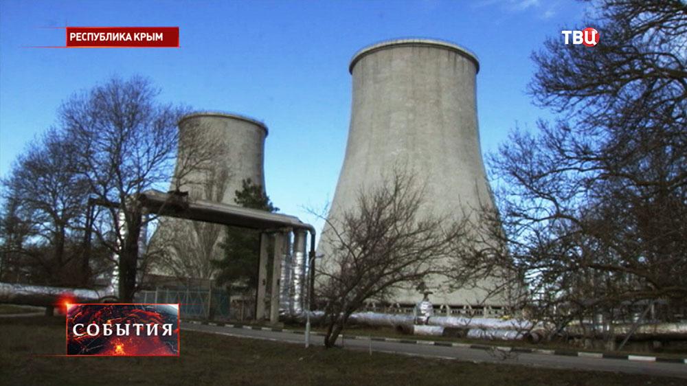ТЭЦ в Крыму