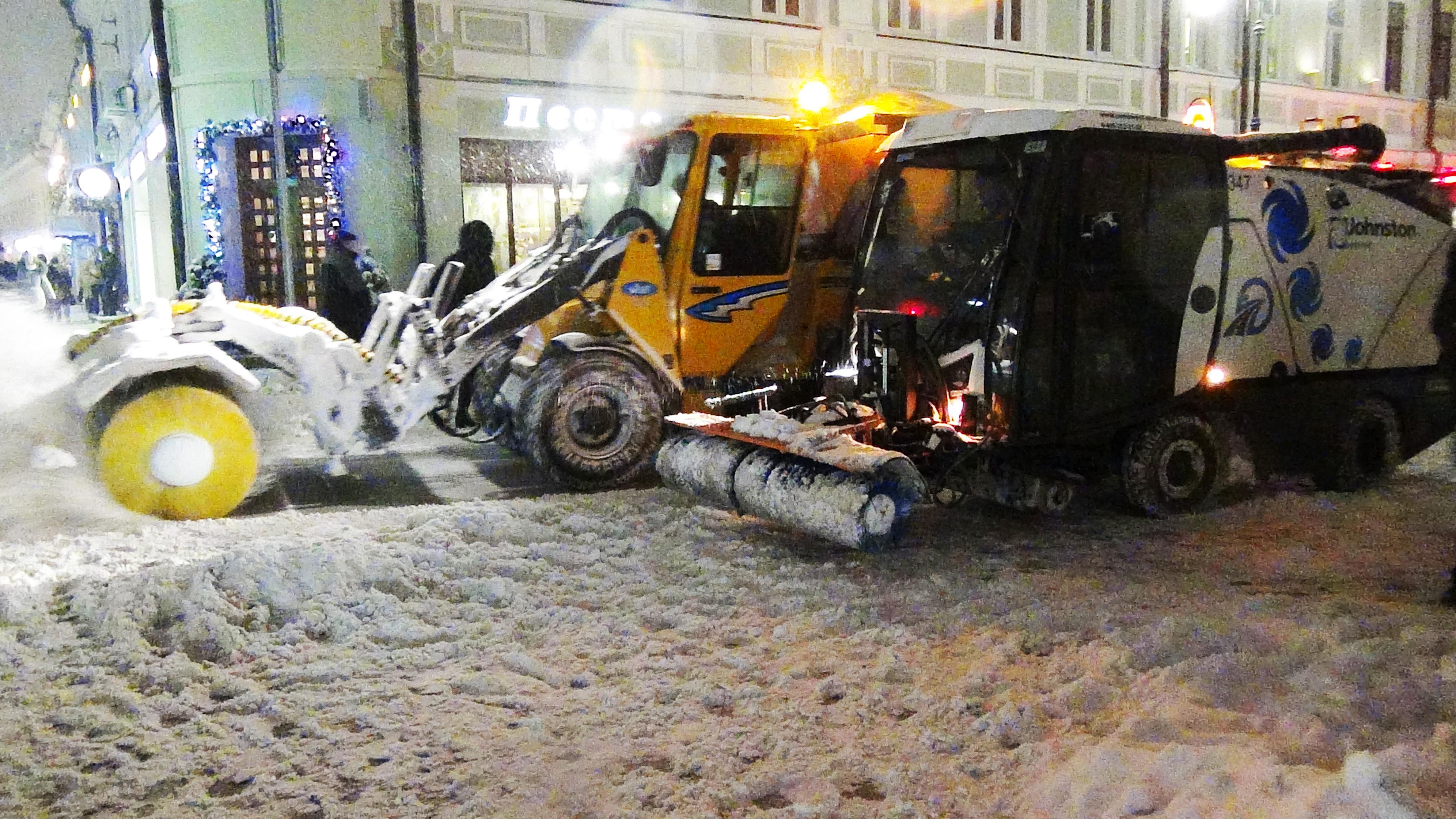 Инструкция по охране труда при очистке от снега крыш зданий и сооружений