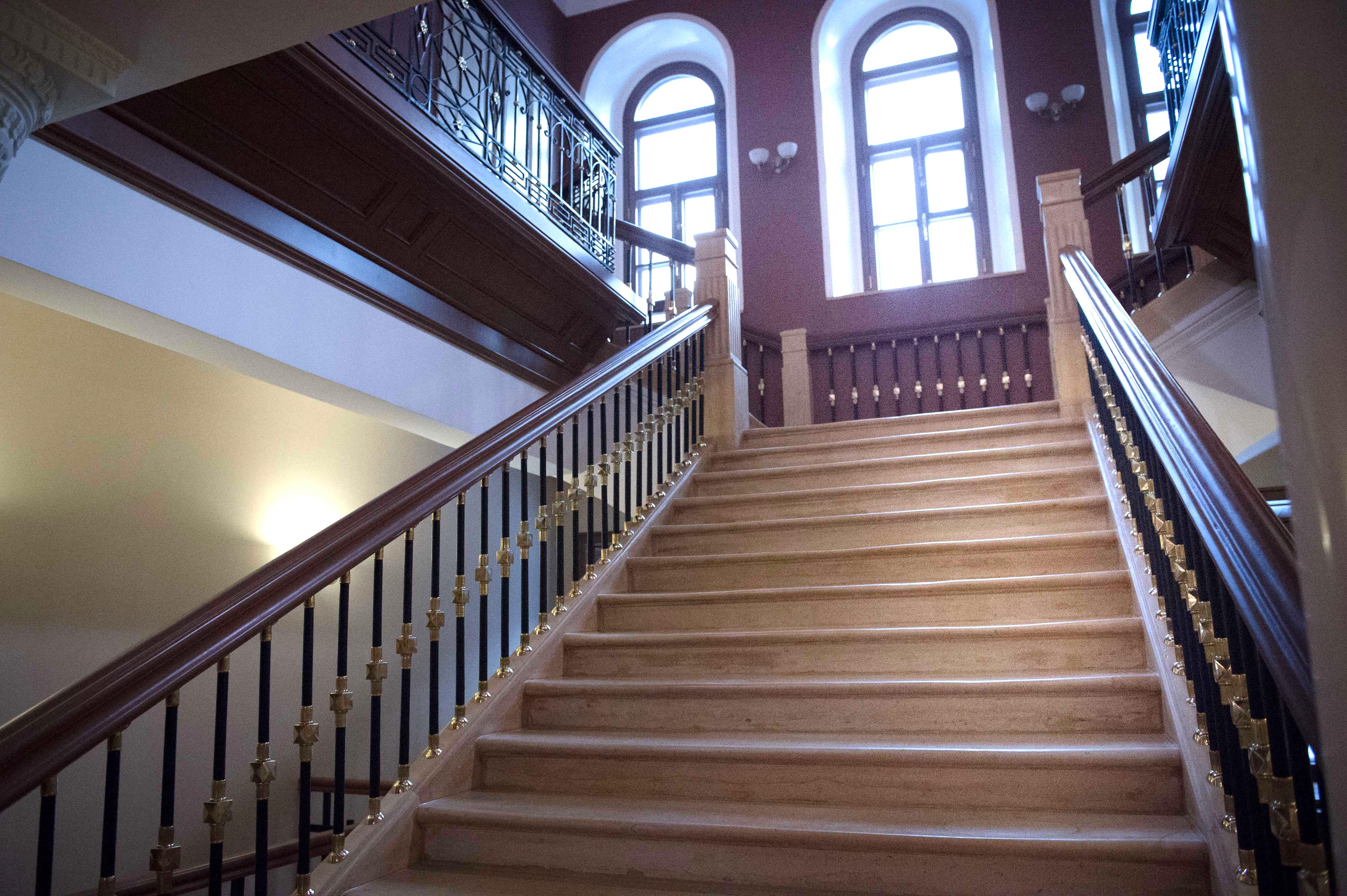 Открытие нового здания Государственного литературного музея