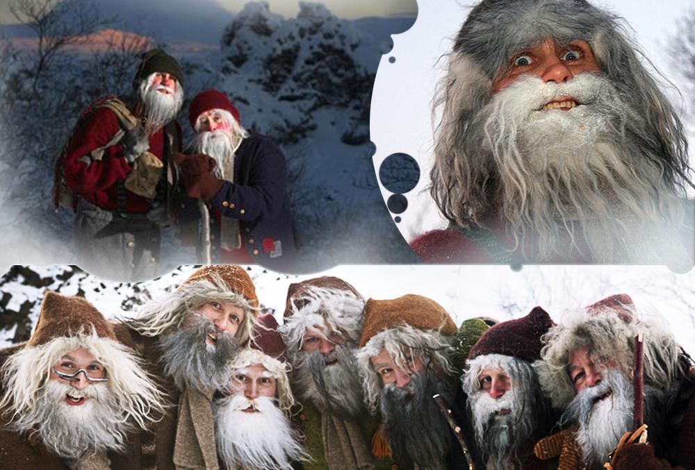 Исландские Йоласвейнары