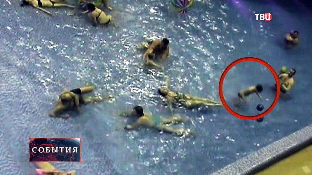 Трагедия в аквапарке