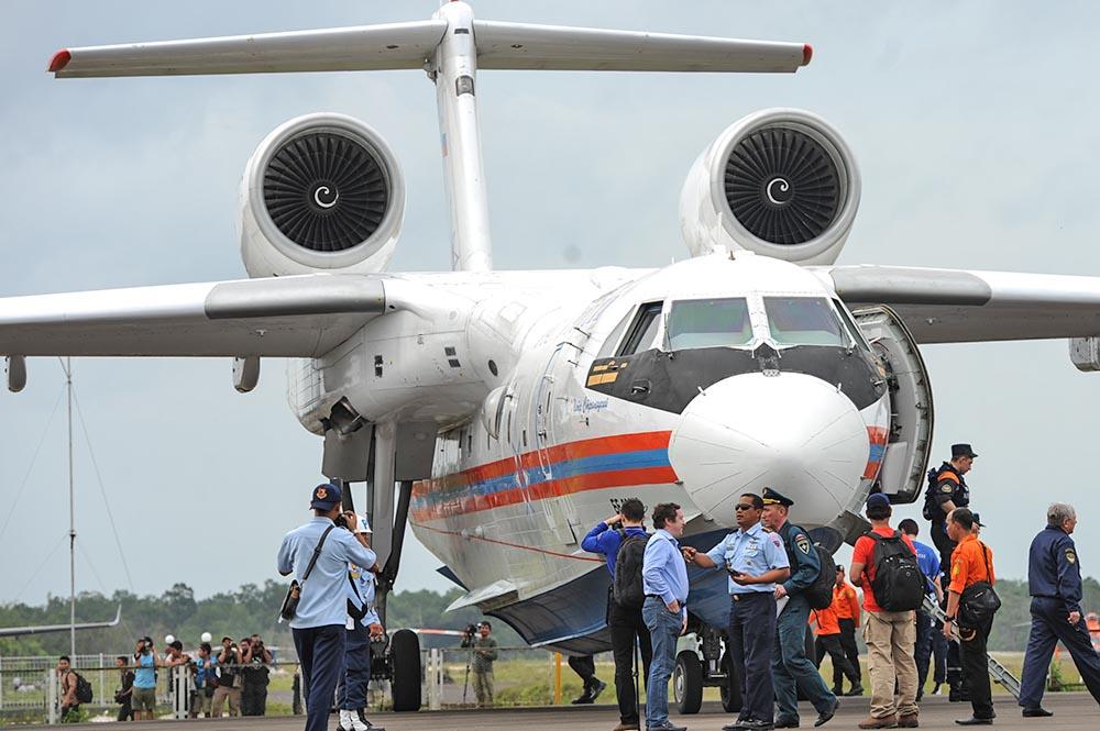 Ан-148 МЧС России