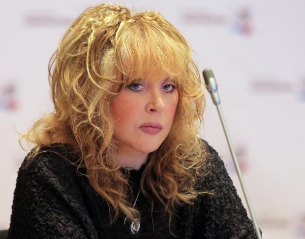 алла пугачева официальный сайт как похудела