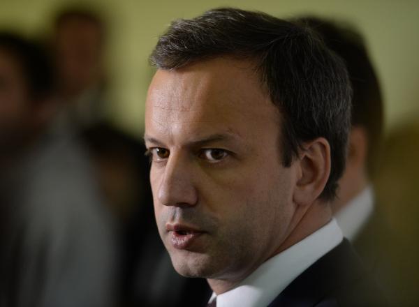 Вице-премьер правительства РФ Аркадий Дворкович