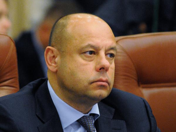 Министр энергетики и угольной промышленности Юрий Продан