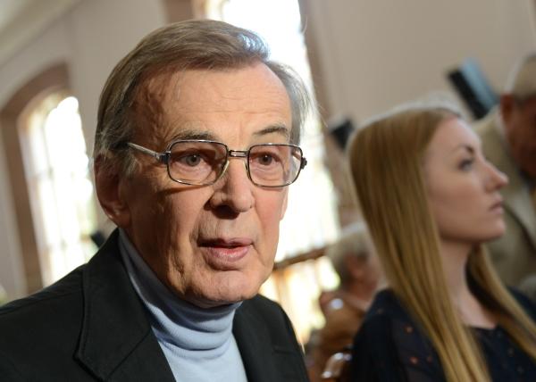 Народный артист России, актер Георгий Тараторкин