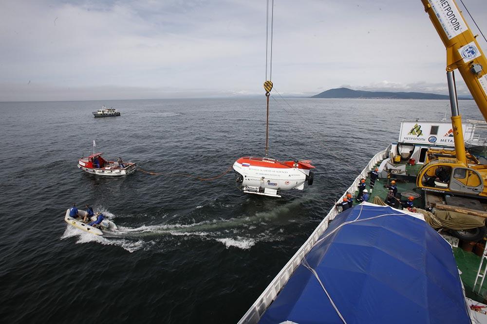 Исследование озера Байкал