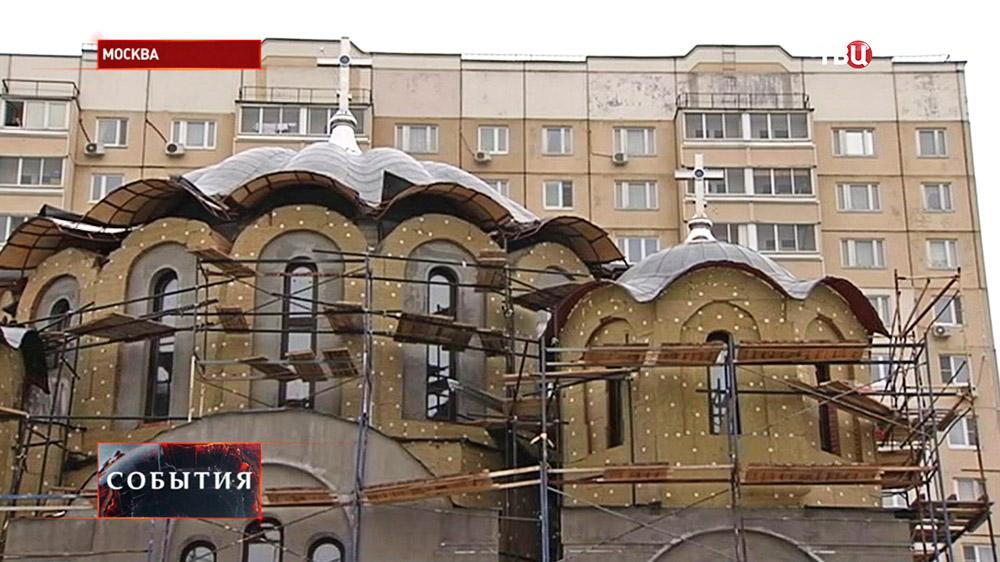 """Храм в честь иконы Божией Матери """"Воспитание"""""""