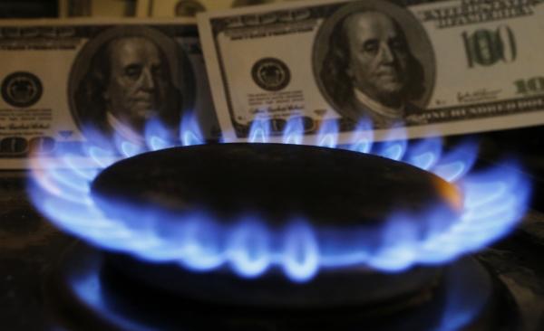Долг за газ