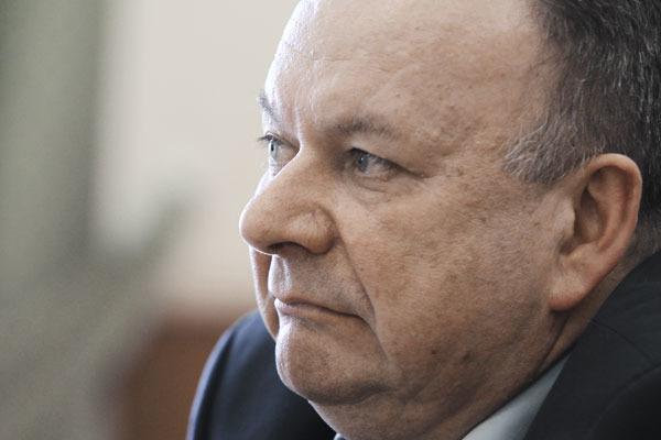 директор Второго департамента стран СНГ МИД Виктор Сорокин