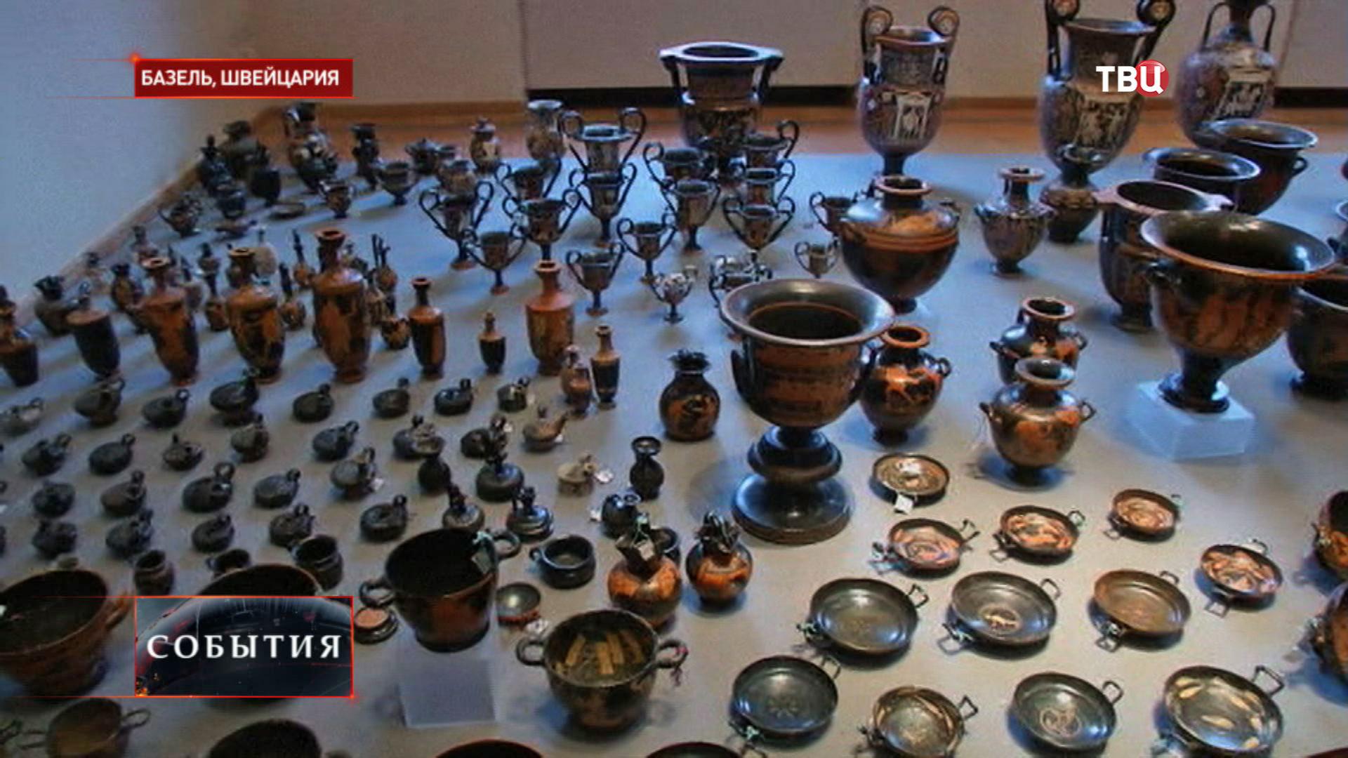 Украденные античные реликвии