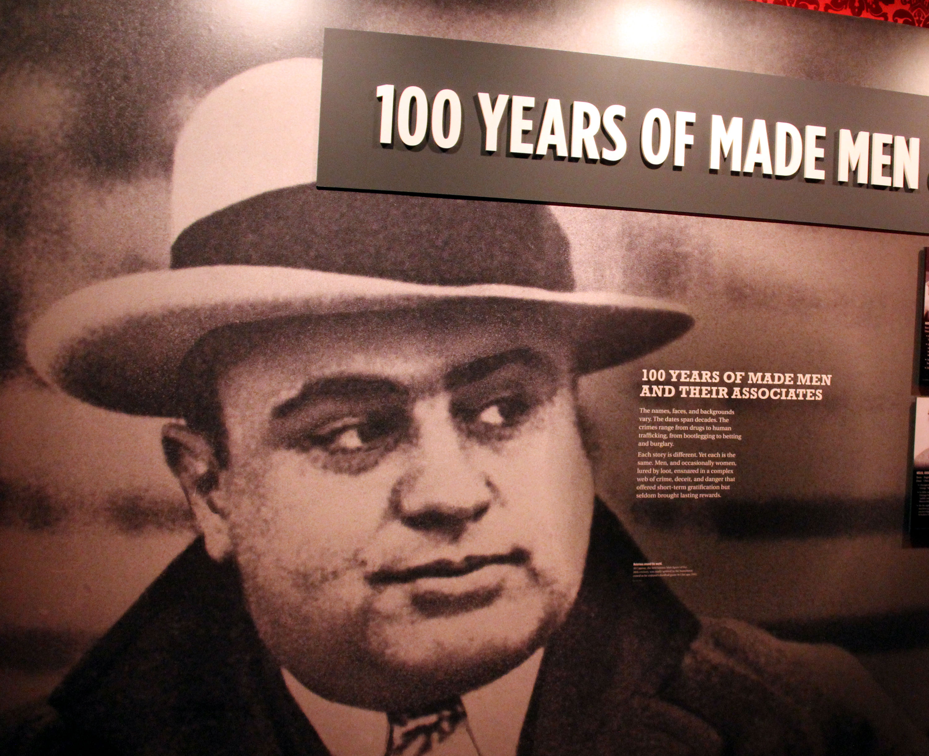thesis paper on al capone Al capone essays: over 180,000 al capone essays, al capone term papers, al capone research paper, book reports 184 990 essays, term and research papers available for unlimited access.