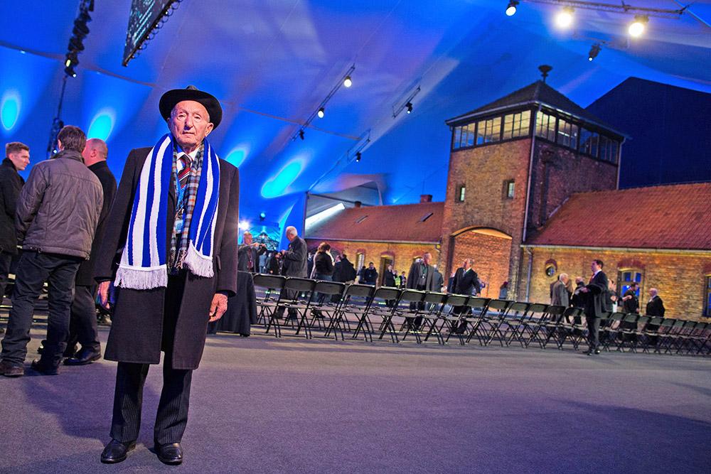Памятные мероприятия в Освенциме
