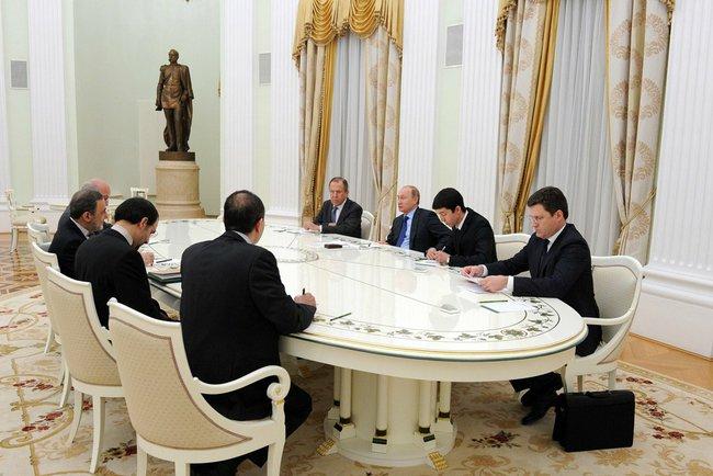 Встреча со специальным представителем Президента Исламской Республики Иран