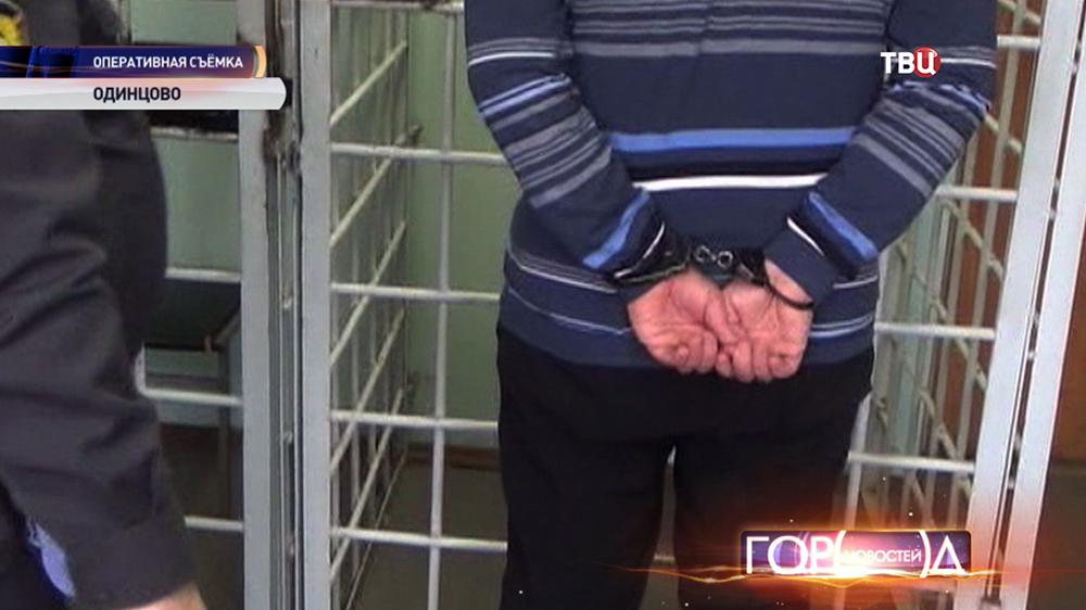 Задержанный мошенник