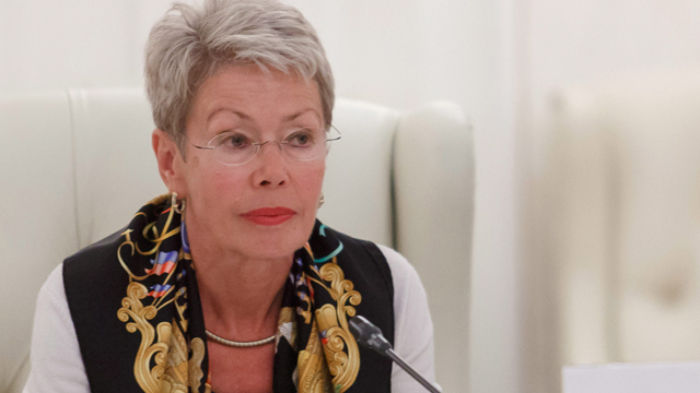 Спецпредставитель председателя ОБСЕ Хайди Тальявини