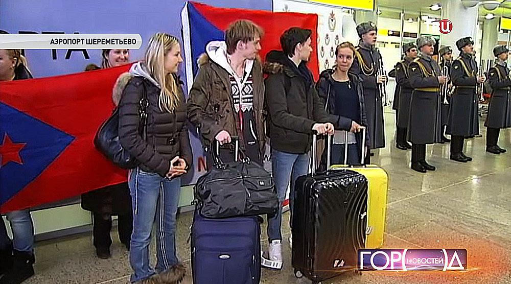 Сборная Россия по фигурному катанию