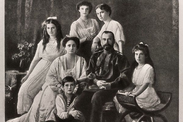 К 100-летию со дня расстрела Царской семьи