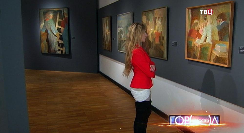 Выставка Ювеналия Коровина
