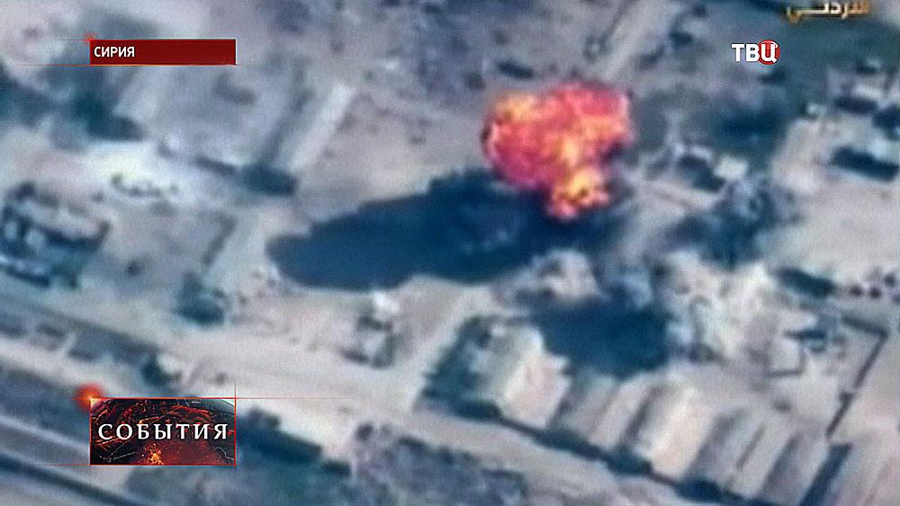 Иордания нанесла массированные воздушные атаки по позициям ИГ