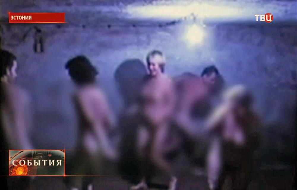 Скандальная выставка польских художников
