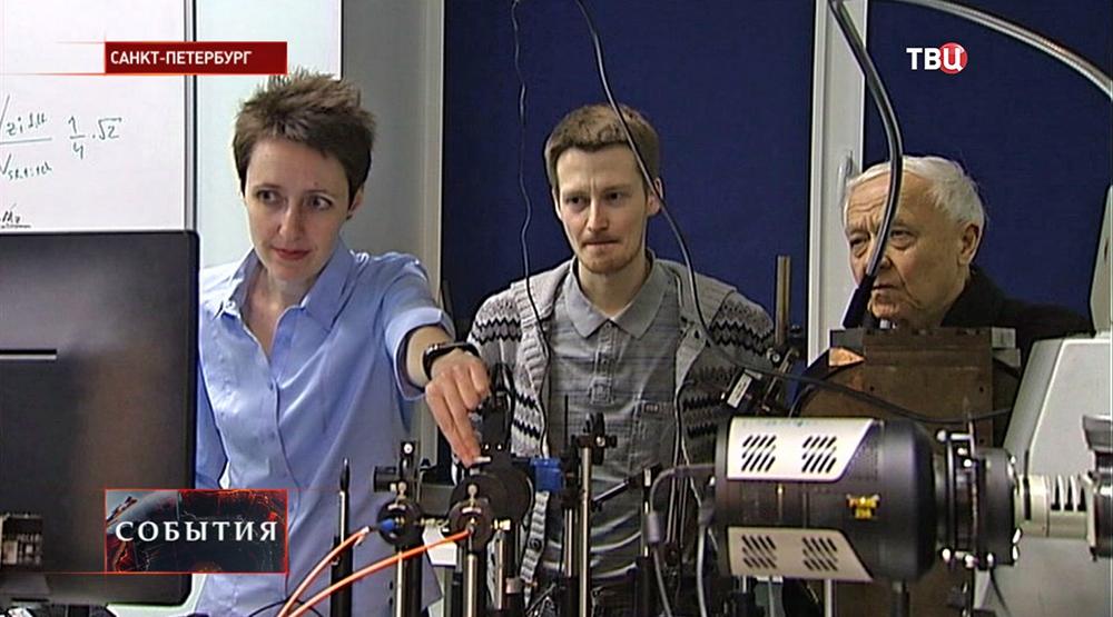 Старший научный сотрудник Физико-технического института имени Иоффе Российской академии наук Александра Калашникова