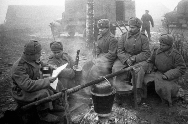 Как кормили солдат во время Великой отечественной войны