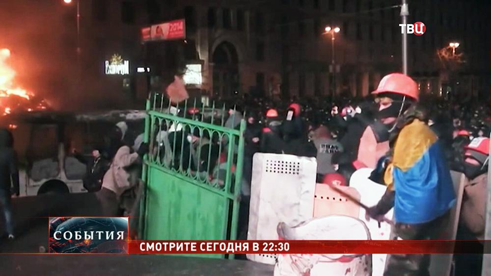 """Смотрите в 22:30 спецрепортаж """"Украина. Ошибка президента"""""""