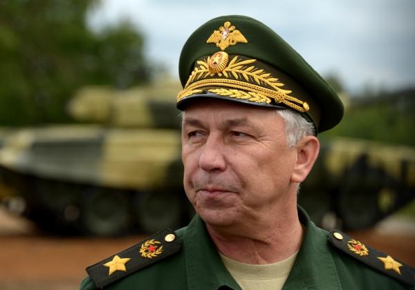Аркадий Бахин