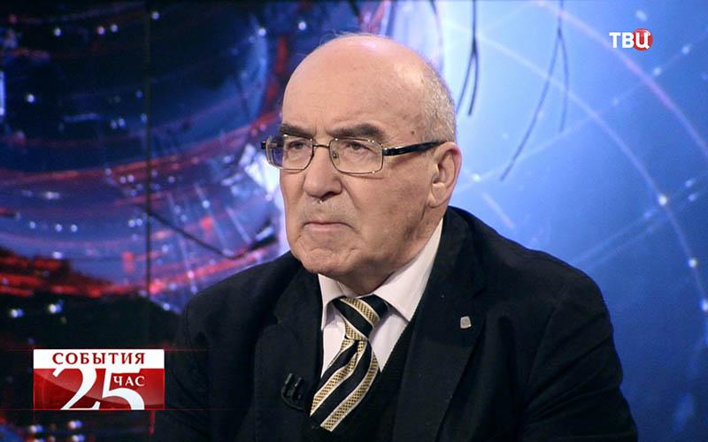 Вениамин Попов, директор Центра партнёрства цивилизаций Института международных исследований МГИМО
