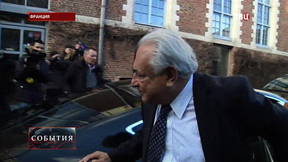 Прокуратура Франции сняла обвинения в сутенёрстве со Стросс-Кана