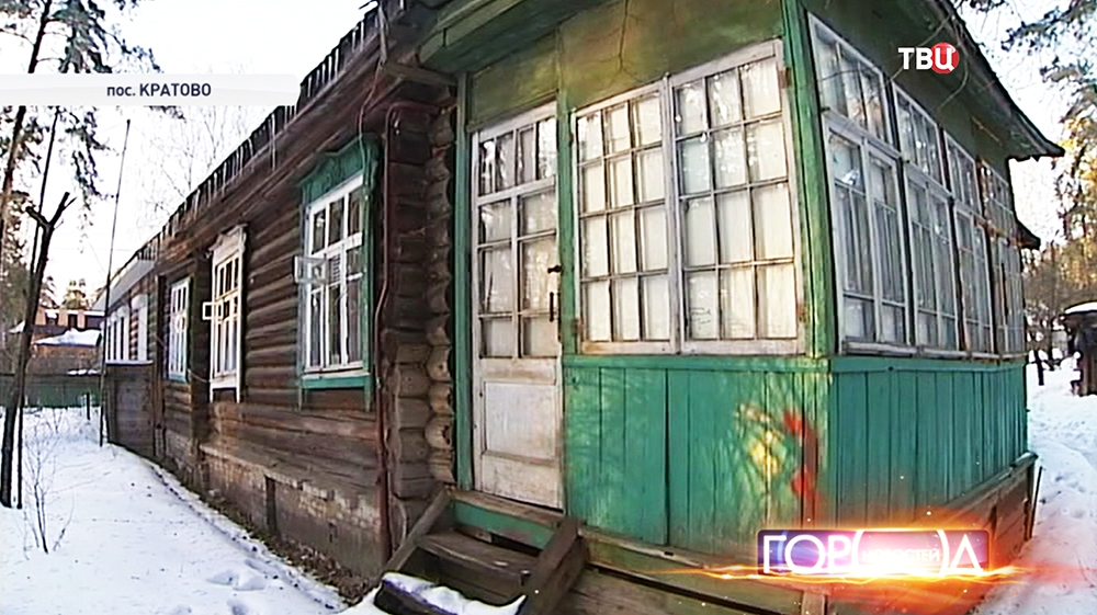 Дом в поселке Кратово