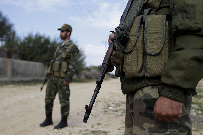 Египетские военные