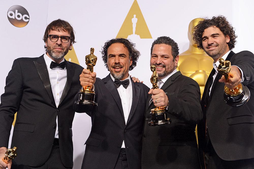 """Абсолютным триумфатором """"Оскара""""-2015 стал фильм мексиканского режиссера Алехандро Гонсалеса Иньярриту """"Бердмэн"""""""