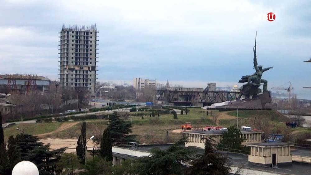 Самострой в Крыму