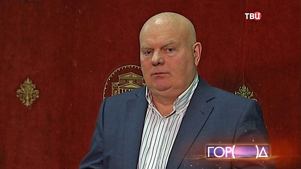 """Режиссер-постановщик балета """"Гамлет"""" Деклан Доннеллан"""