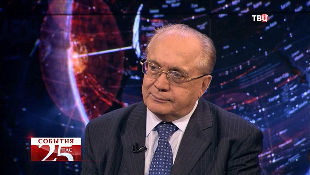 Виктор Садовничий, ректор МГУ им. Ломоносова