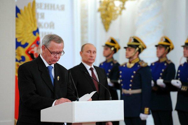 Владимир Путин вручил Государственные премии