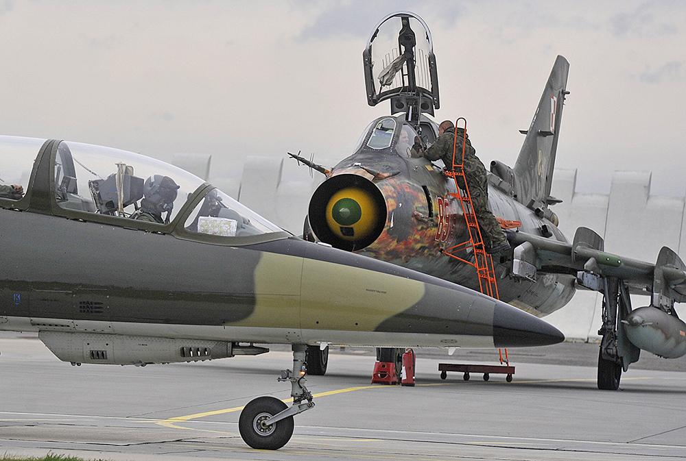 Авиация сил НАТО