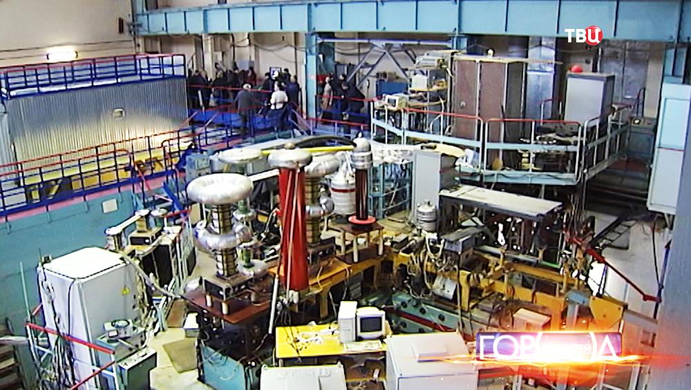 Термоядерная установка