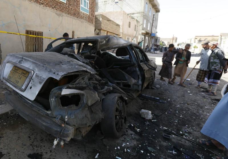 Теракт в Йемене