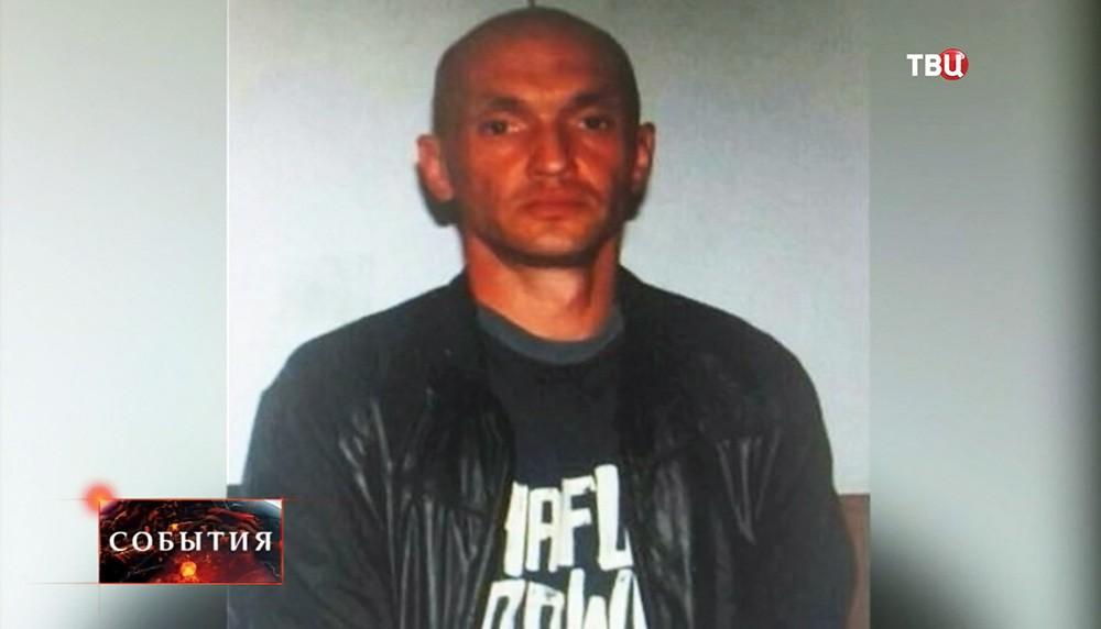 Сбежавший заключенный во Владивостоке