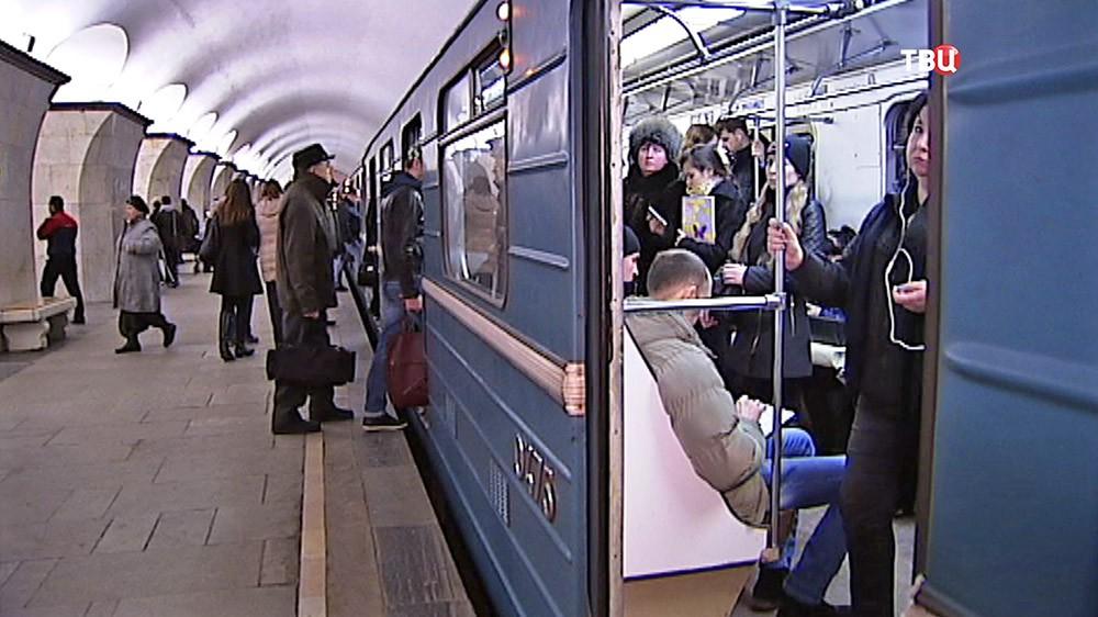 """Станция метро """"Проспект мира"""""""