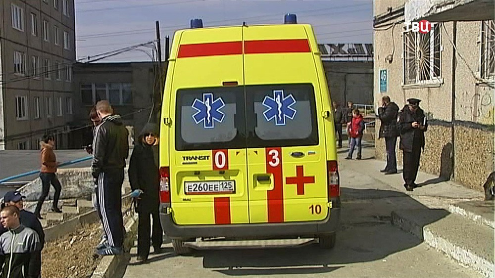 Скорая помощь Владивостока