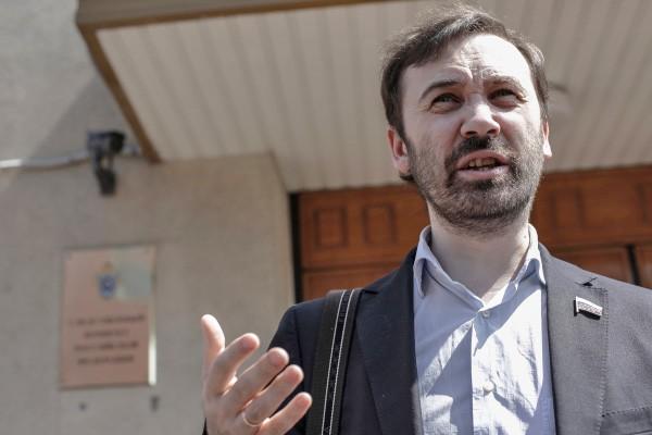 Депутат Государственной Думы РФ Илья Пономарёв