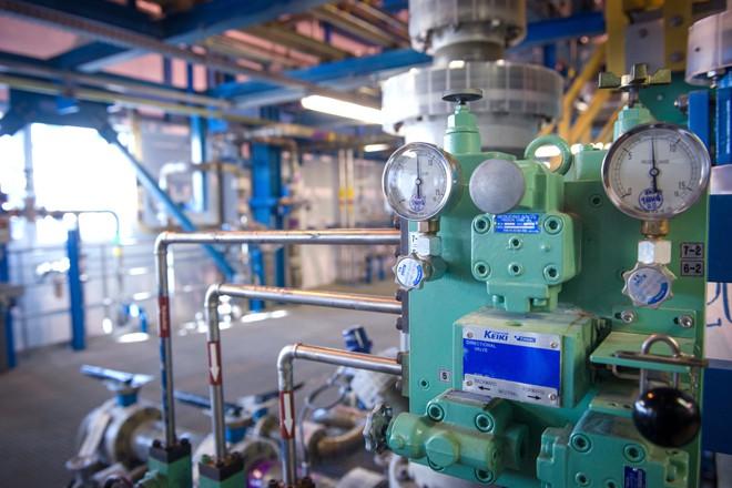 Завод по производству гипохлорита натрия