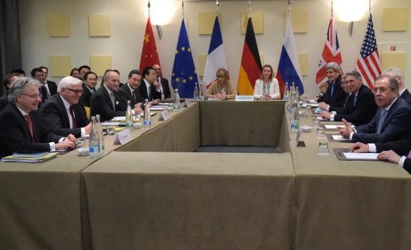 Переговоры по иранской ядерной программе в швейцарской Лозанне