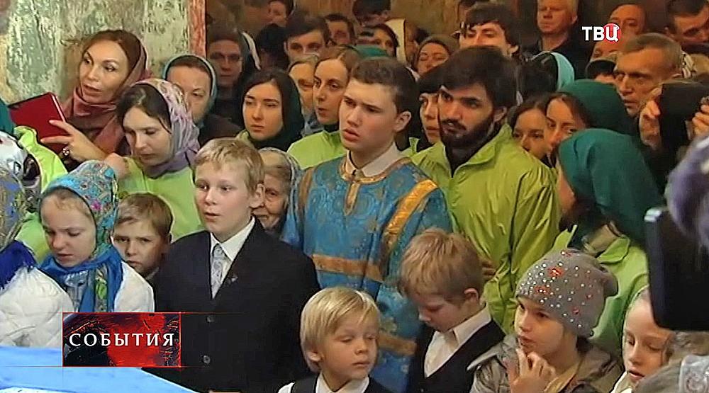 Православные отмечают Благовещения Пресвятой Богородицы