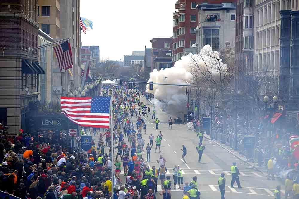 Терак в Бостоне