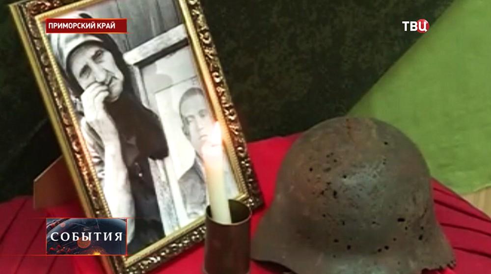 Останки воинов, найденных в Смоленской области